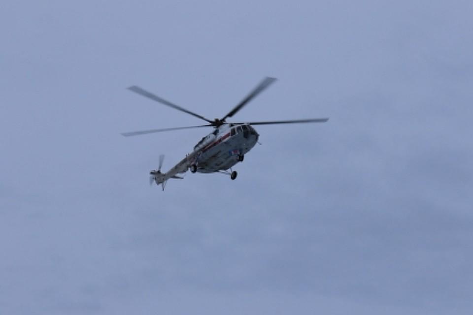 ВХабаровском крае разбился вертолет Ми-8: погибли шесть человек