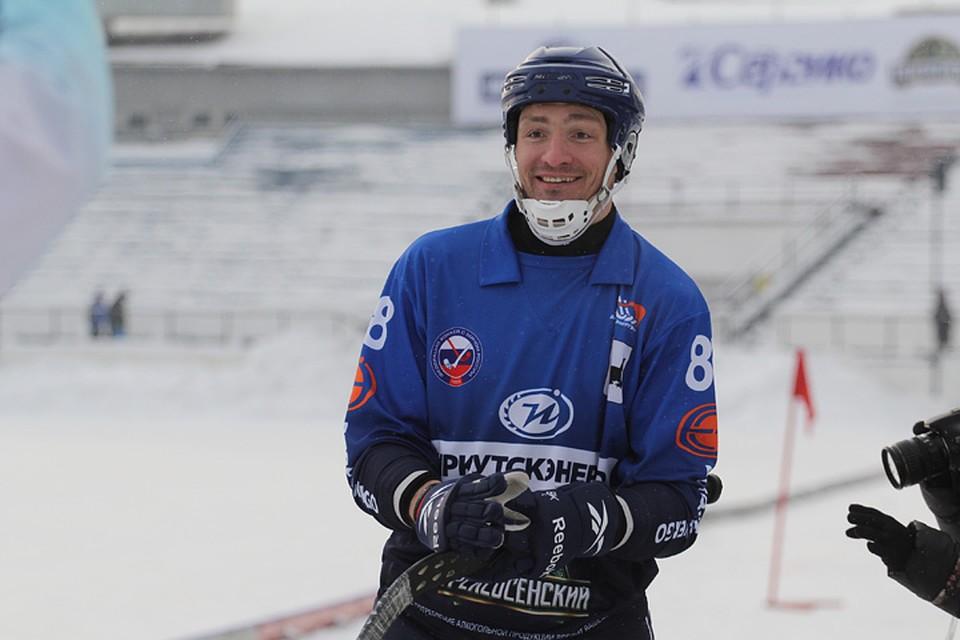 Евгений Иванушкин вернётся из«Байкал-Энергии» в столичное «Динамо»