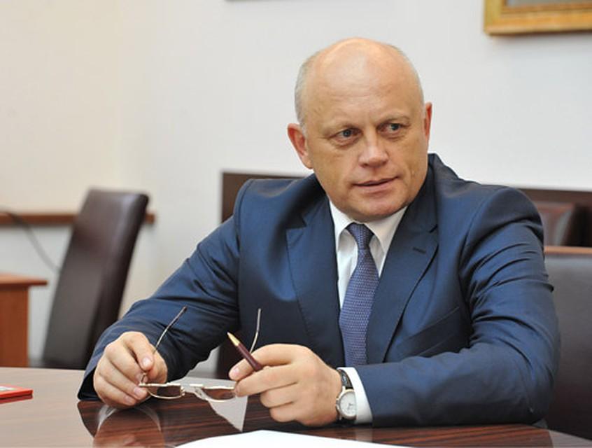 Заработок экс-губернатора Омской области вырос до7,3 млн руб.