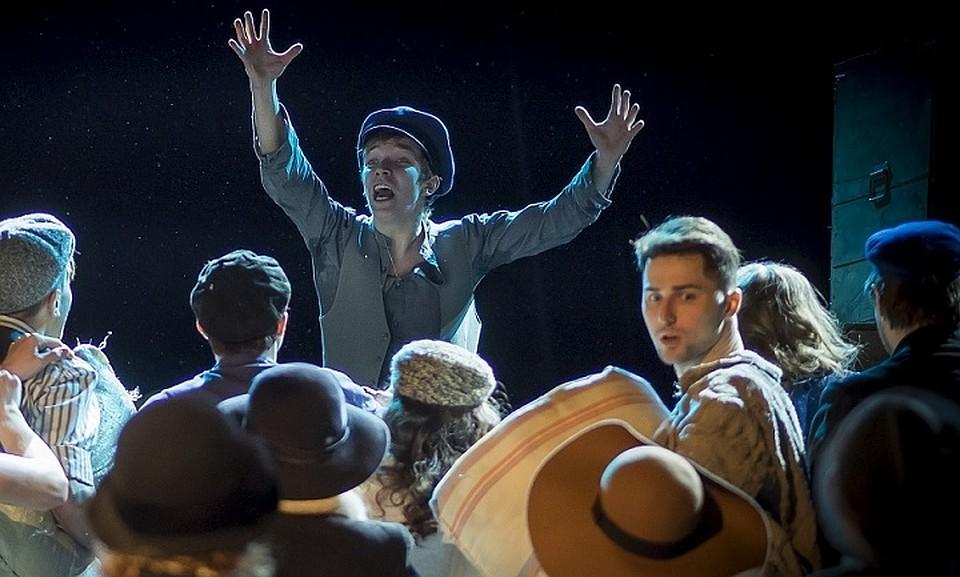 Юбилейный фестиваль «Будущее театральной России» собрал вЯрославле неменее  300 студентов-актеров