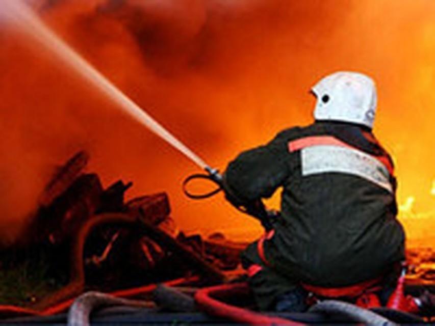 ВНальчике пожар нарынке перекинулся на 2-ой павильон