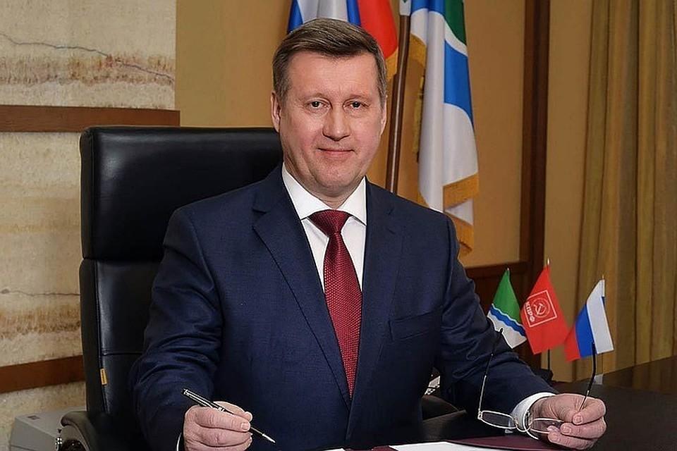 Локоть готов участвовать ввыборах губернатора Новосибирской области