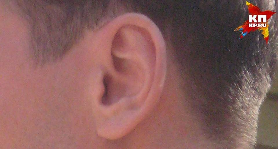 Барнаульца, откусившего посетителю магазина часть уха, осудили на4 года