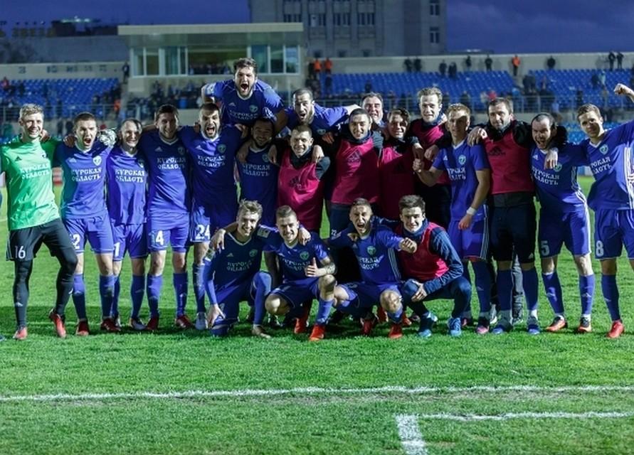 Курский «Авангард» впервый раз всвоей истории вышел вфинал Кубка РФ