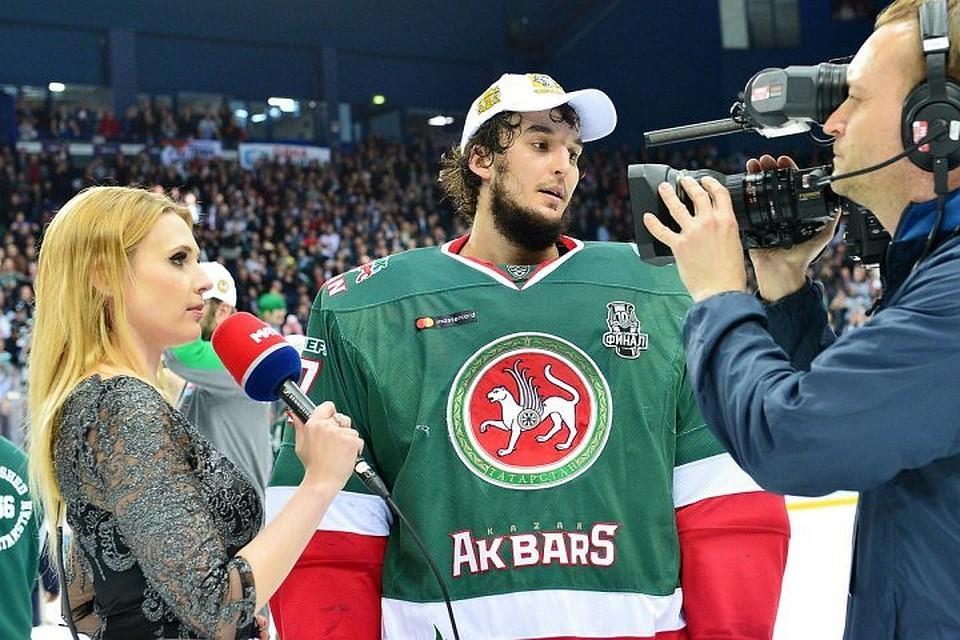 Данис Зарипов иЭмиль Гарипов стали гостями программы «Вечерний Ургант»