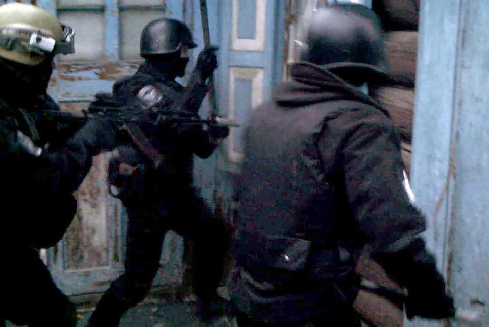 ВИркутской области работники милиции обезвредили группу сбытчиков героина