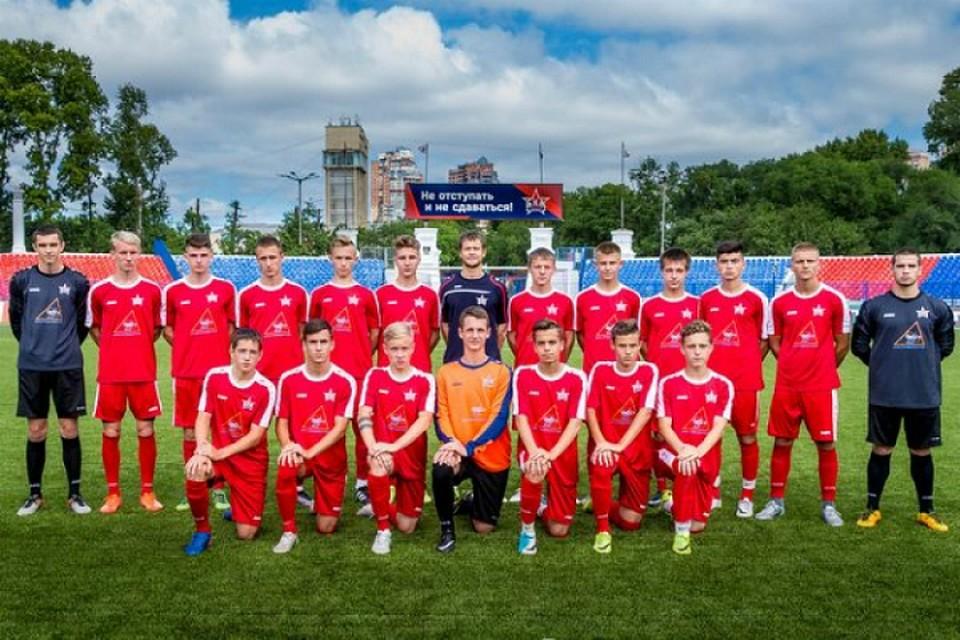 «Уфа» прервала серию без побед, обыграв «СКА-Хабаровск»