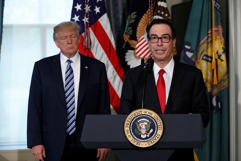 Министр финансов США: РУСАЛ неявляется целью американских санкций