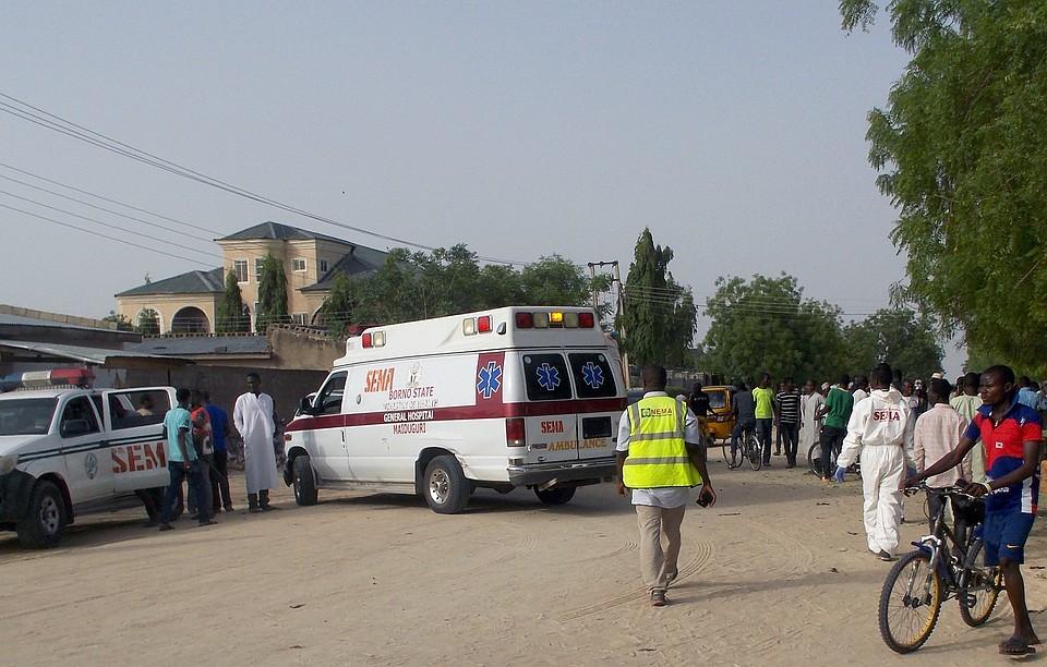 ВНигерии неменее 20 человек стали жертвами двойного теракта
