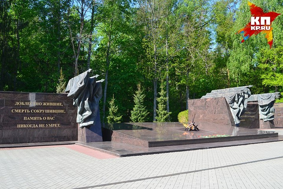 Губернатор Богомаз потребовал привести впорядок все войсковые мемориалы