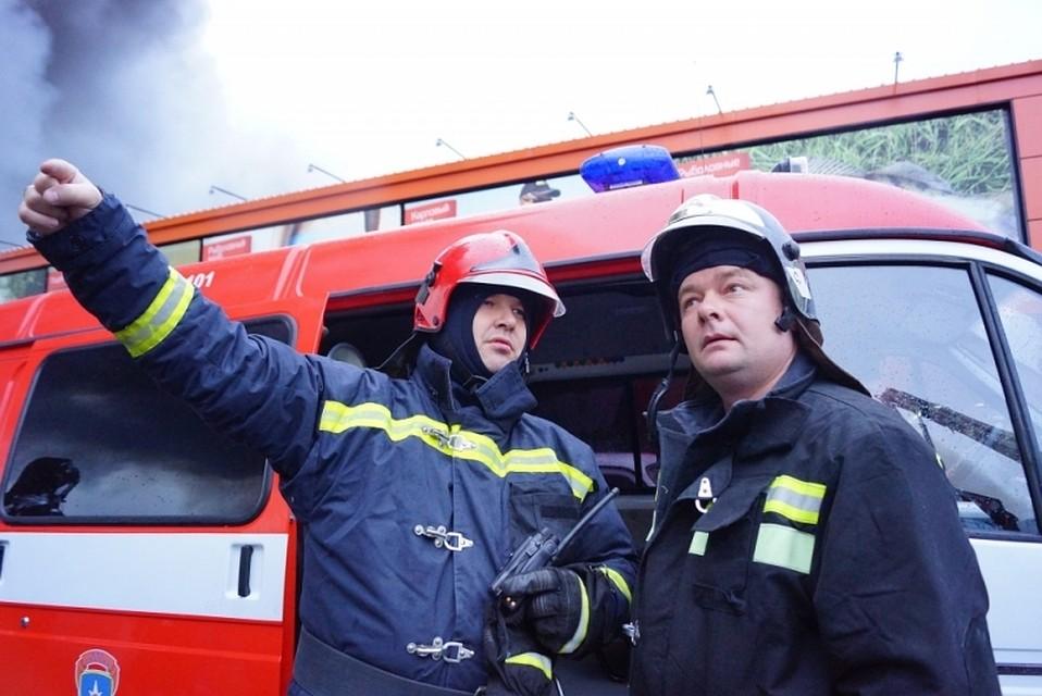Впожаре вдвухэтажном жилом доме вРостове-на-Дону умер человек