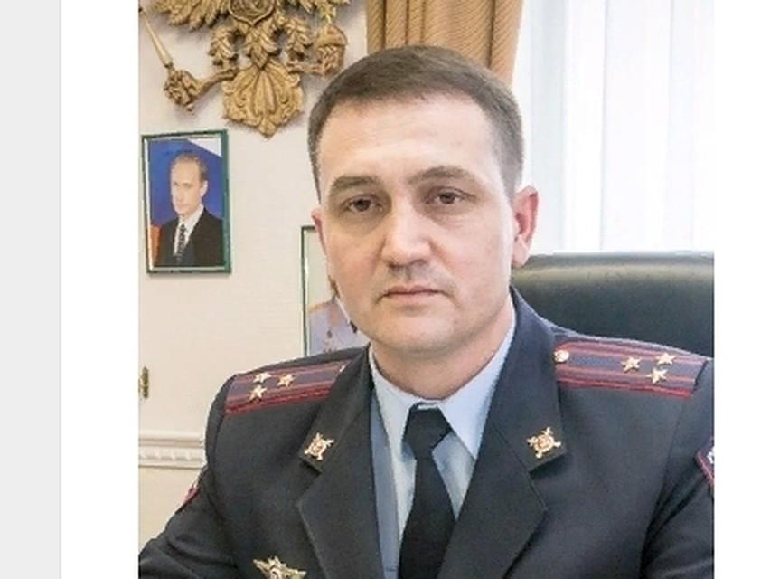 НаЮжном Урале назначен новый главный полицейский