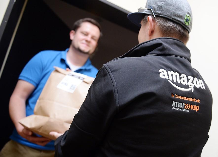 Клиент Amazon достиг отБезоса возвращения украденного курьером щенка