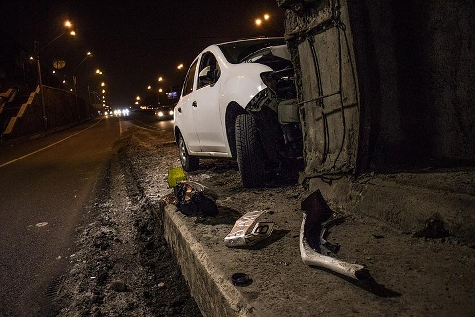 ВКазани ищут водителя сбившего 12-летнюю девочку на«зебре»