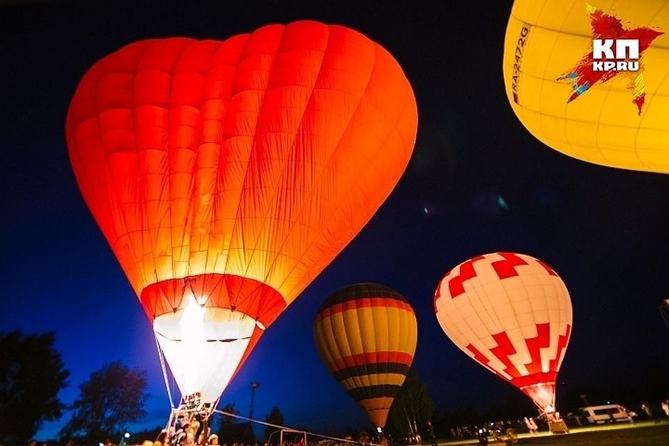 ВКраснодарском крае стартует фестиваль воздушных шаров
