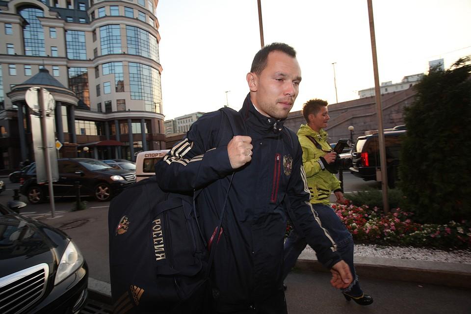 Игнашевич вызван всборную Российской Федерации вместо Камболова