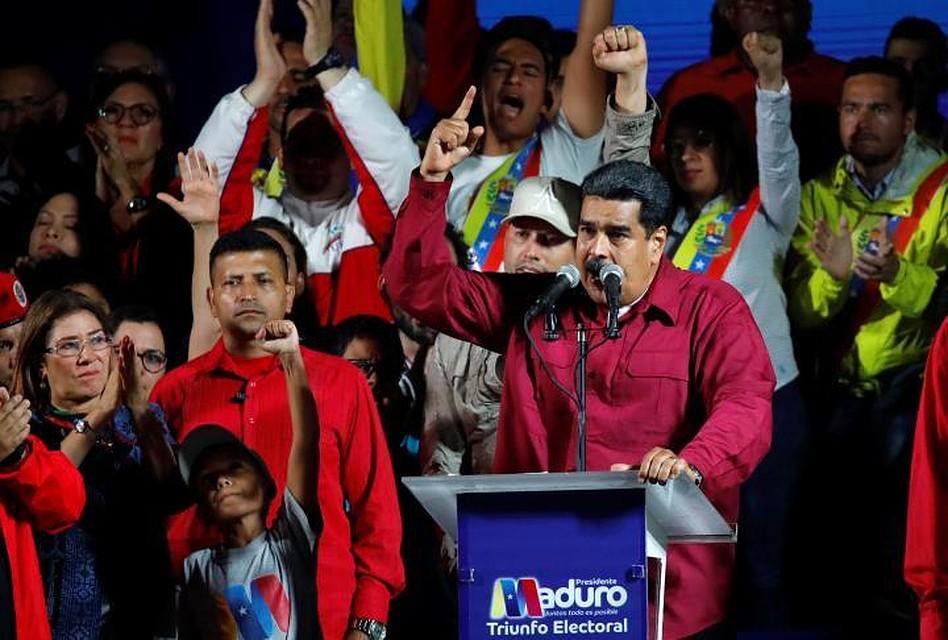 Выборы президента Венесуэлы: Кто выходит влидеры гонки