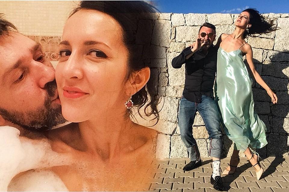 Сергей Шнуров объявил оразводе с супругой