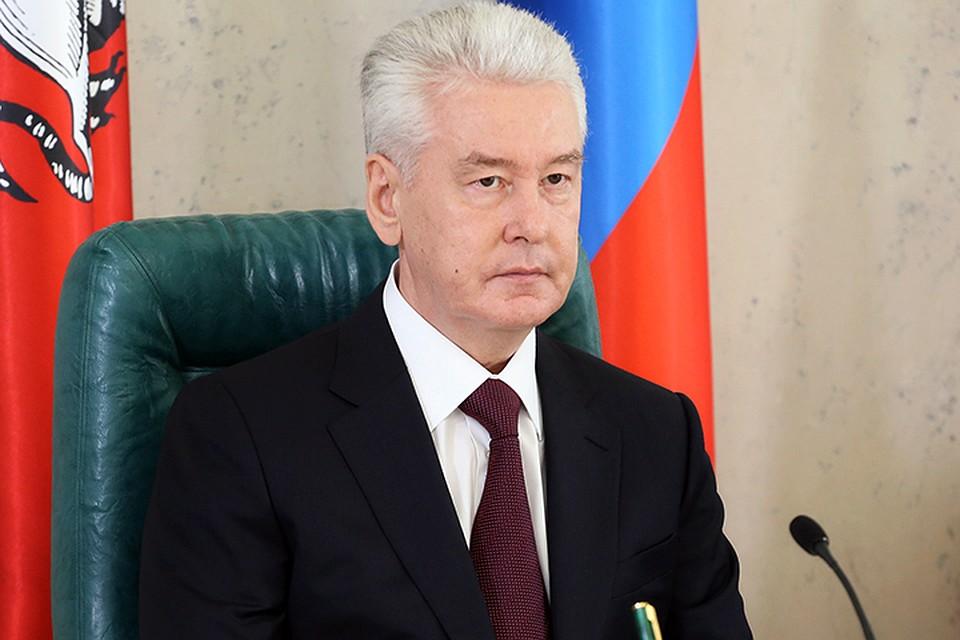 Совместными усилиями мы ежегодно вкладываем в Москву два триллиона рублей. Это огромные ресурсы- рассказал мэр Москвы Сергей Собянин