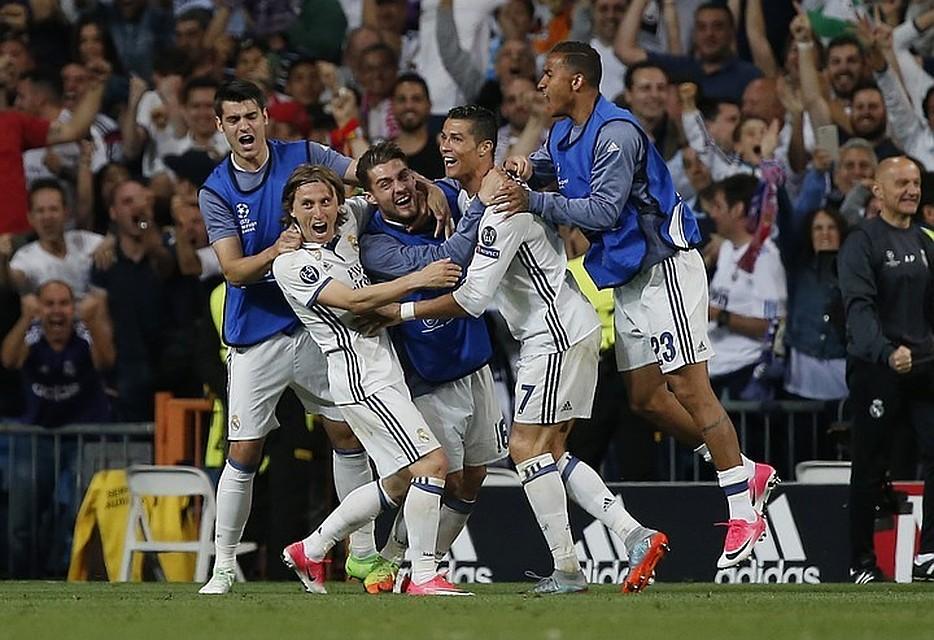 У'Реала появится новый тренер