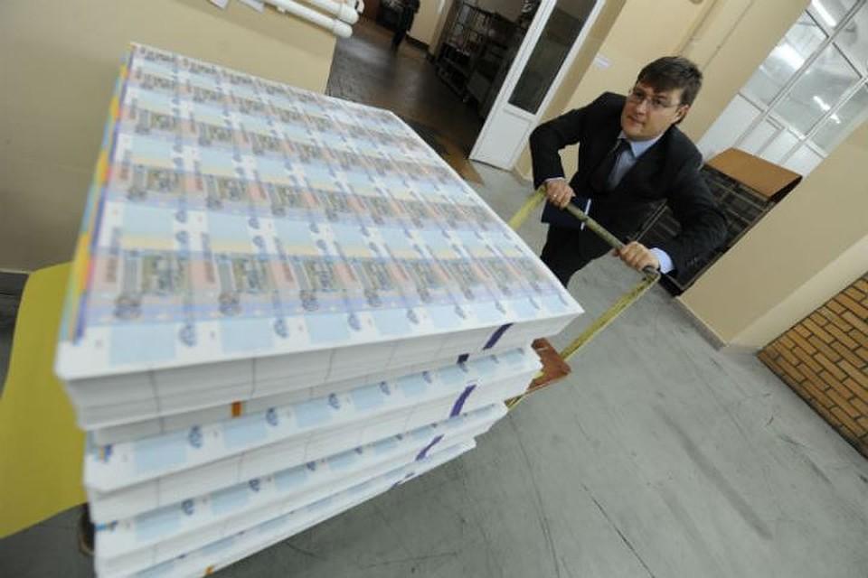 Россияне должны банкам по кредитам четыре триллиона рублей