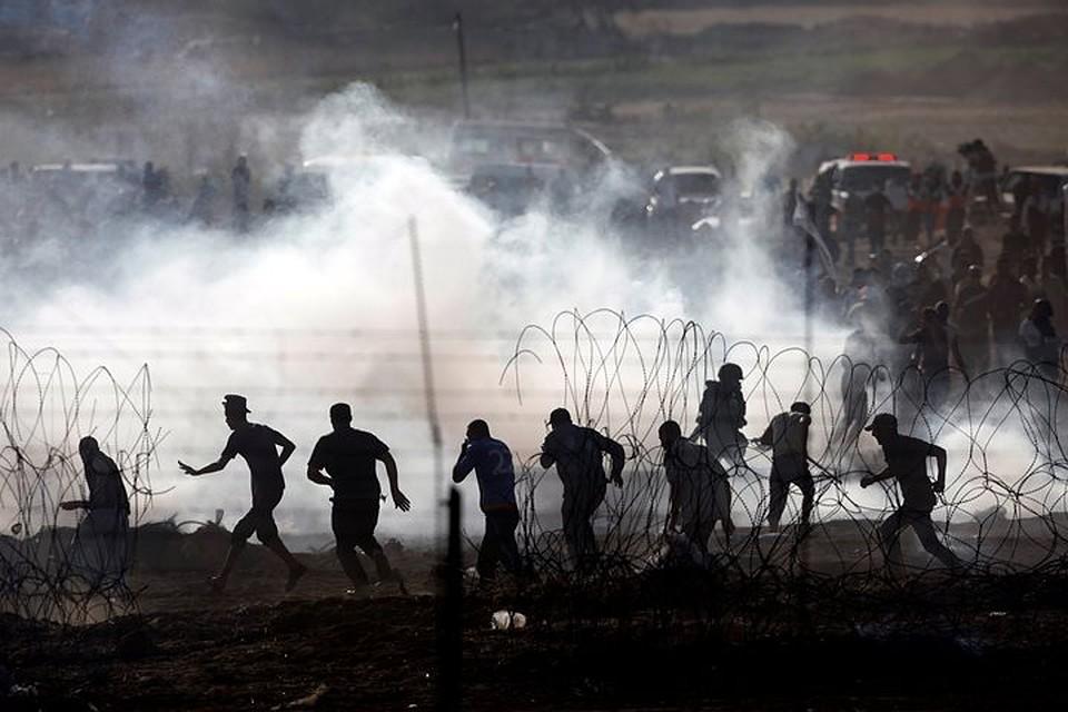 Израиль ликвидировал ведущий вморе туннель вГазе