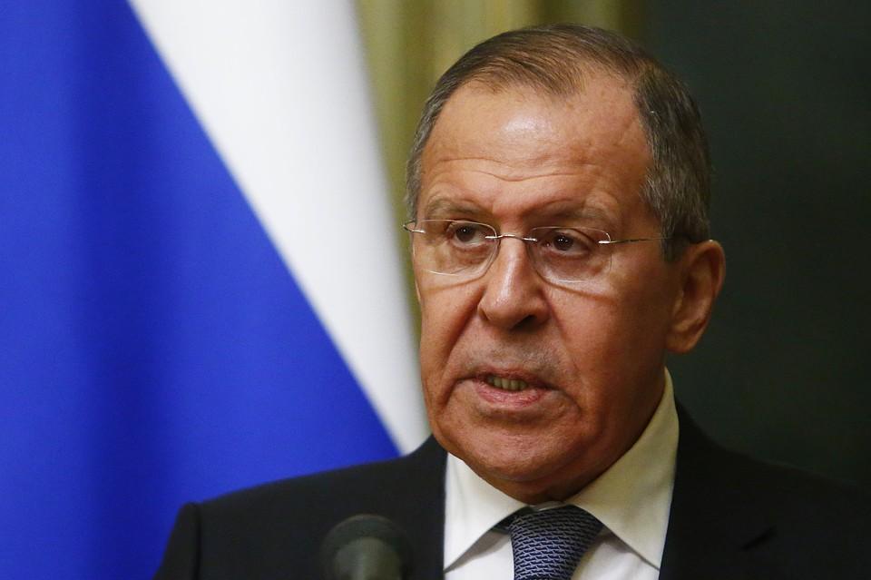 Лавров опроверг устремления  Российской Федерации  вернуться вG8