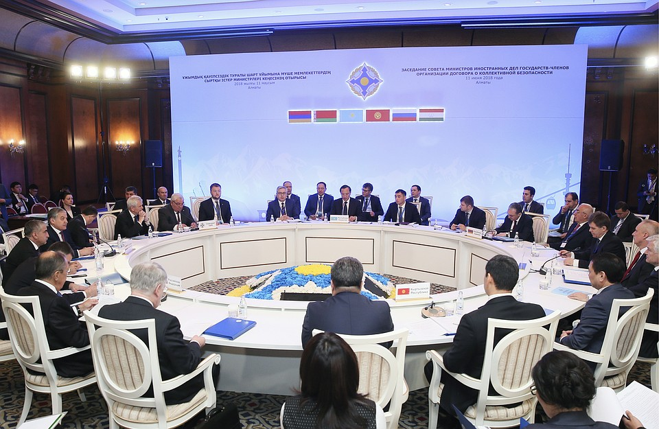 ОДКБ: США допускают нарушения контракта  оРСМД