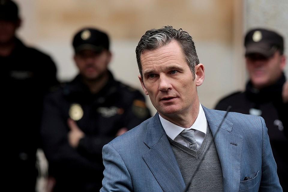 ВИспании приговорили практически к6 годам тюрьмы зятя короля ФелипеVI