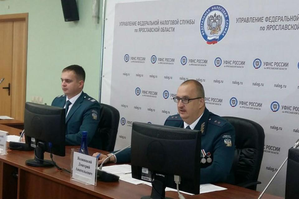 ВЯрославле подчеркнули случай задекларированного заработка в1 млрд. руб.