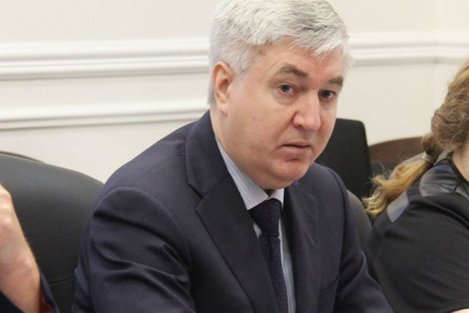 ВПетербурге уходит вотставку руководитель Горизбиркома