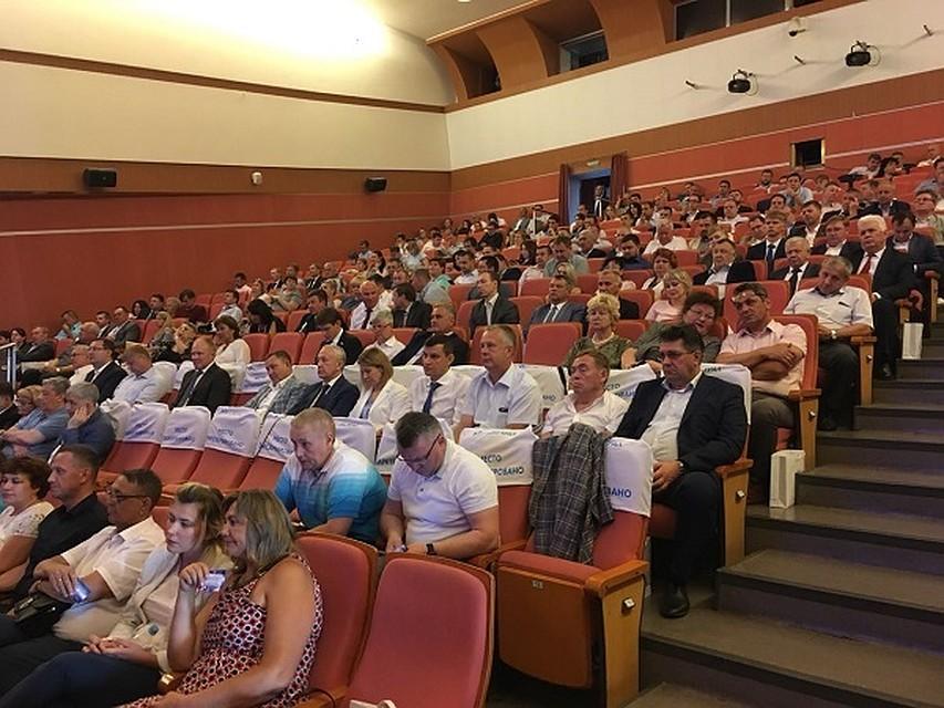 Единороссы утвердили список будущих депутатов гордумы Екатеринбурга