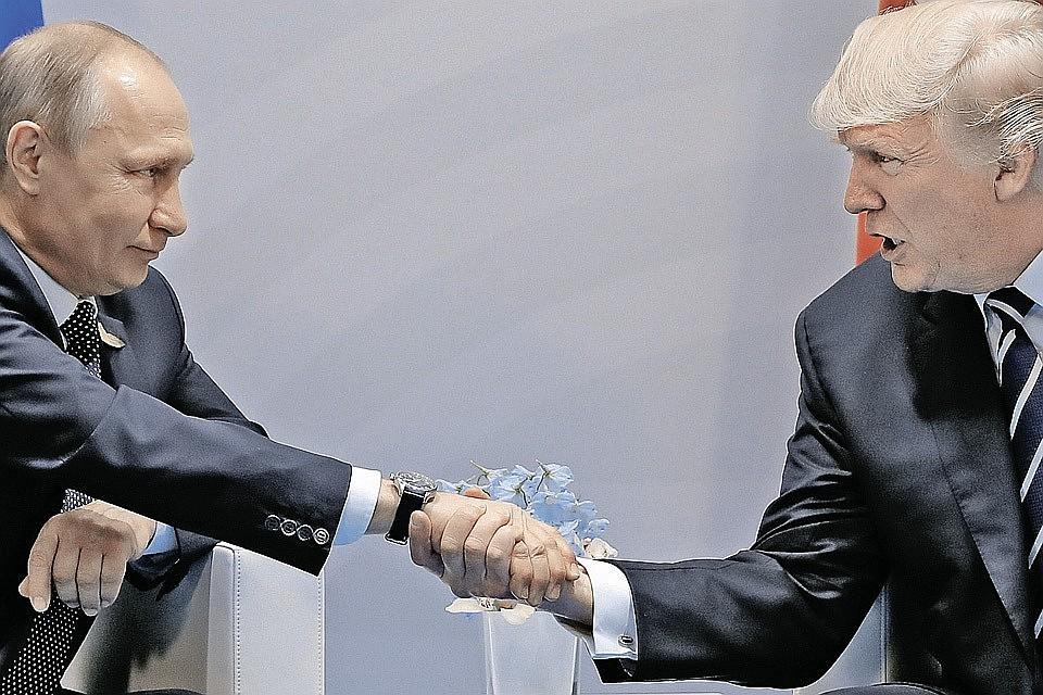 Трамп не смог ответить, является ли Путин его врагом