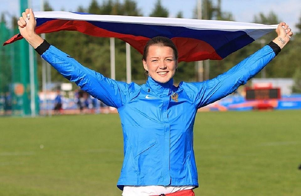 Вологжанка Елена Мурашова стала победительницей Кубка Российской Федерации  полёгкой атлетике