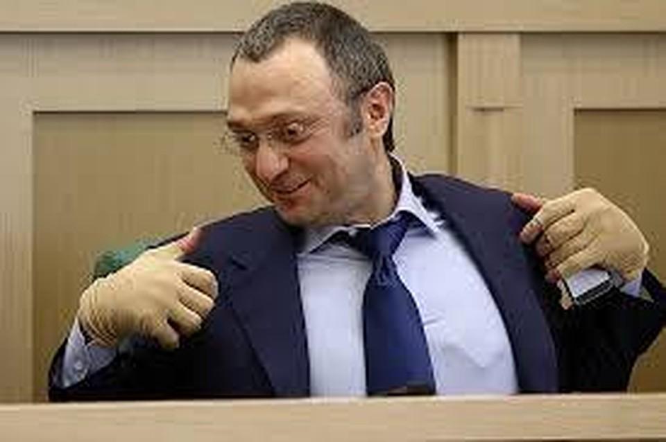 «Французского сидельца» Керимова поприветствовали назаседении вСовфеде
