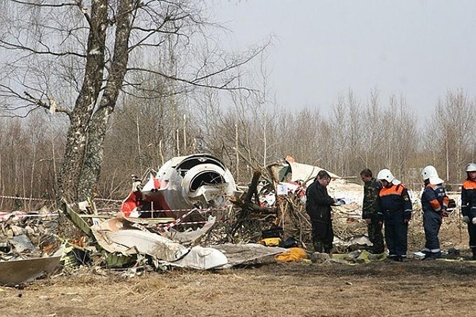 МИД ответил наобвинения Польши посмоленской авиакатастрофе