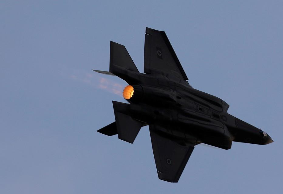 Пентагон приобретает новейшую партию истребителей F-35 уLockheed Martin