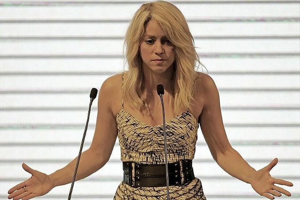 Шакира чудом избежала авиакатастрофы