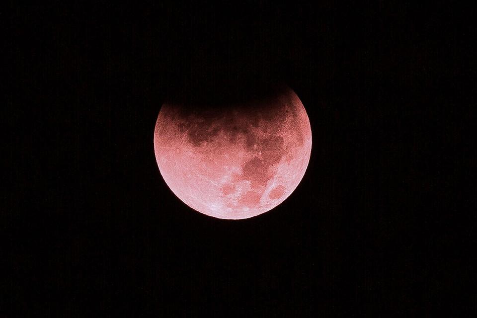 Кровавая Луна взойдет над Ставрополем