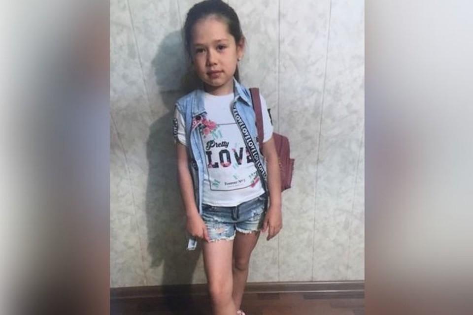 Восьмилетняя девочка пропала вКаспийске