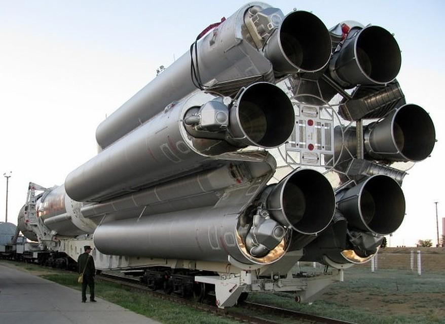 Производство моторов для ракет «Протон» прекратят доконца года