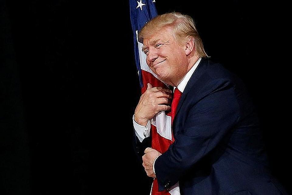 Трамп объявил , что торговые пошлины вотношении Китая работают отлично