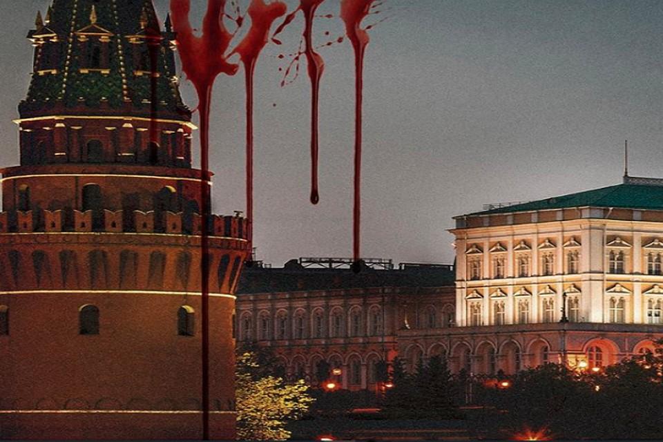 В воскресенье создатели сериала опубликовали новые постеры которые намекают что в последнем сезоне'Карточного домика без российского