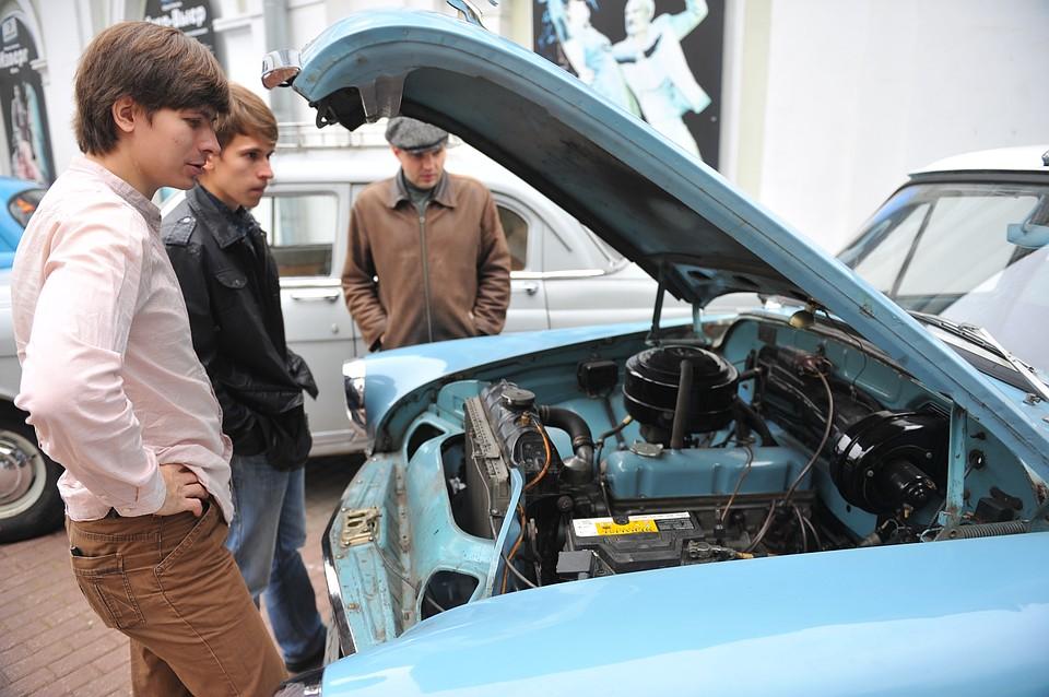 Какие подержанные машины скорее всего ржавеют