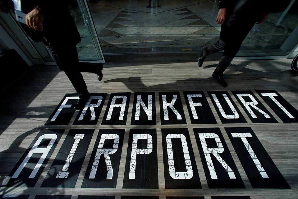 Ваэропорту Франкфурта эвакуировали сотни пассажиров из-за одного человека