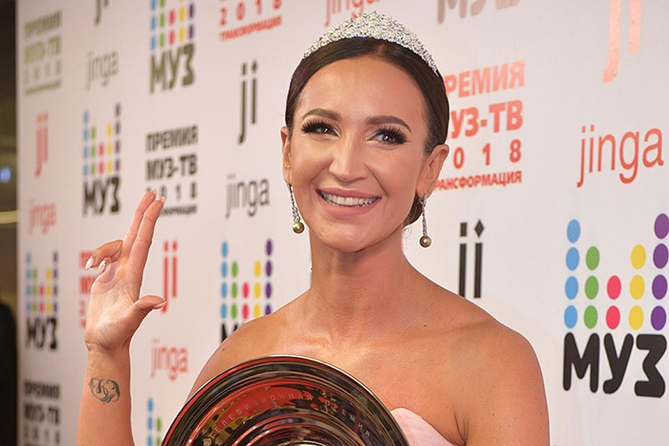 257 млн. руб. Ольга Бузова заработала наконцертах, рекламе и«Доме-2»