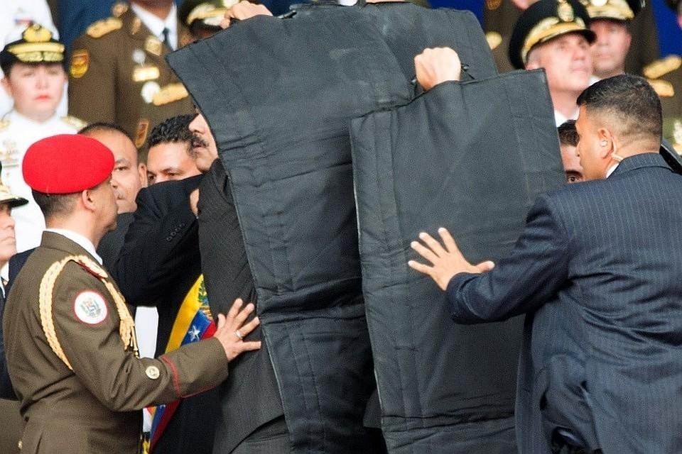 Часть организаторов покушения скрылась вПеру— Мадуро