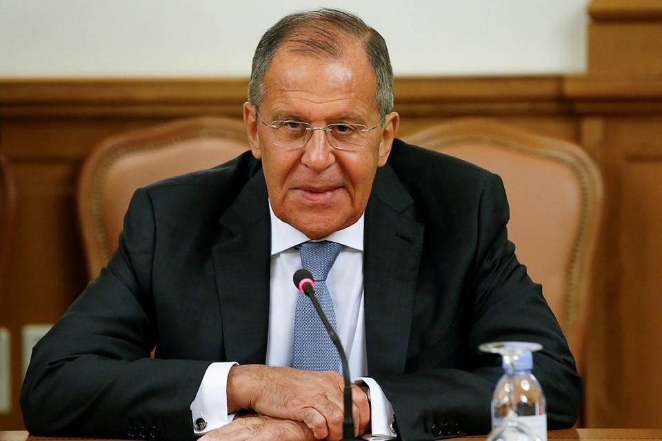 Лавров считает чтоРФ готовы квстрече Трампа иПутина