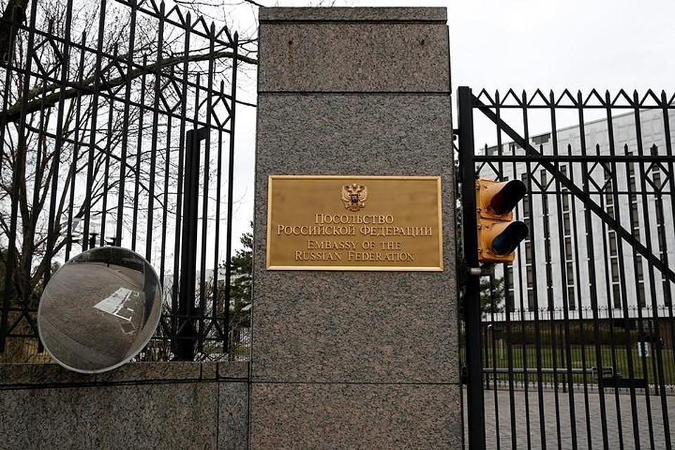 ПосольствоРФ о«российском следе» вШарлотсвилле: безответственное поведение США