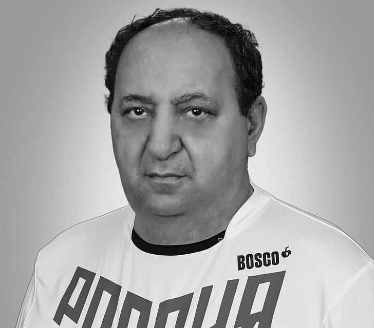 Скончался тренер гандбольной «Лады» Левон Акопян